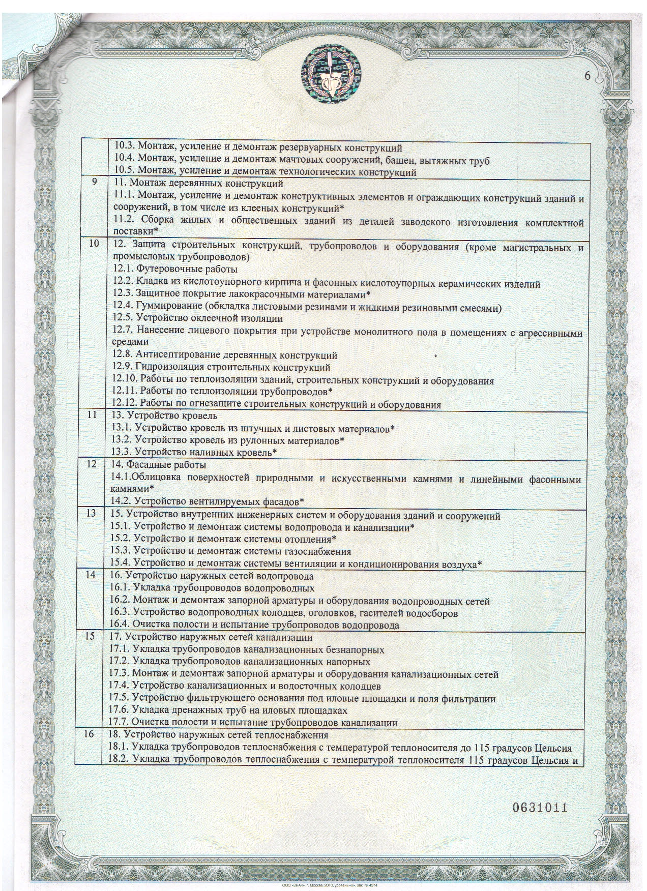 Строительное СРО, страница 6