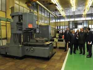 Volzhskiy machine building plant