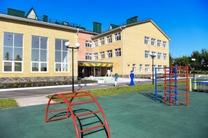 Начальная школа на 200 мест